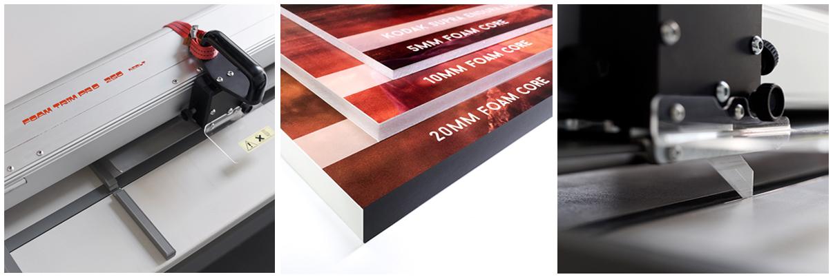 Foam core printing melbourne